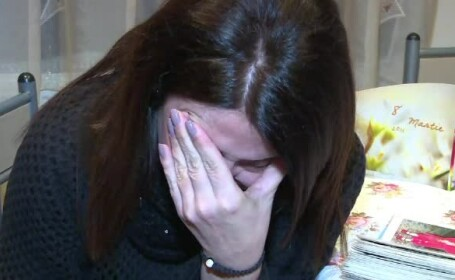 Mama tinerei din Baia Sprie care a fost ucisa