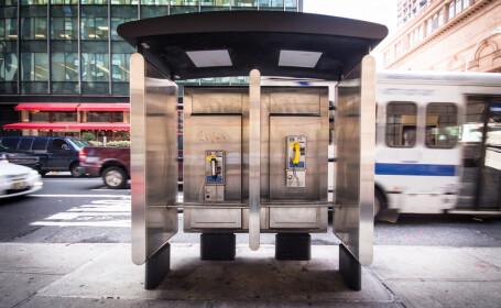 cabine telefonice New York