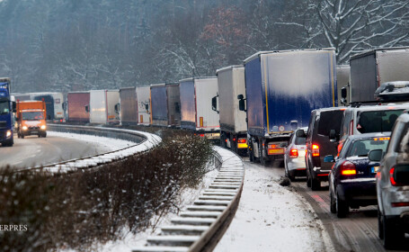 Proiect UE: taxa europeana unica de drum. Un kilometru pe o sosea din Romania va costa la fel de mult ca unul pe autobahn