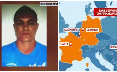 Atacatorul de la comisariatul din nordul Parisului avea interdictie pe teritoriul Romaniei pentru 5 ani. Ceruse azil in 2011