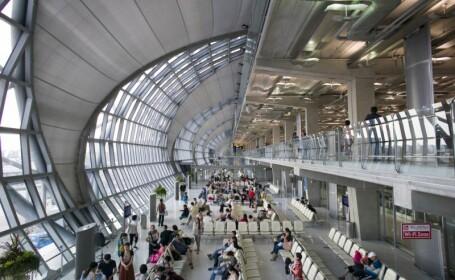 aeroportul din Bangkok