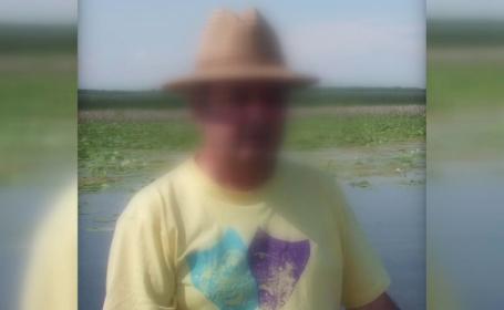 Barbatul disparut intr-o mlastina din Tulcea a fost gasit inconstient. Ce au descoperit medicii cand i-au facut o tomografie