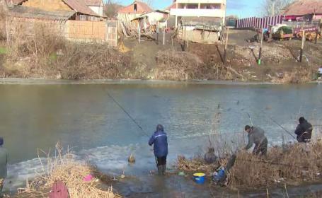 Un pescar din Alba, gasit mort pe malul Tarnavei. Ce i-a spus sotiei sale ultima data cand au vorbit la telefon