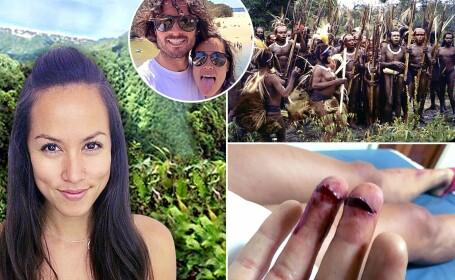 rapiti de canibali Papua Noua Guinee - 4