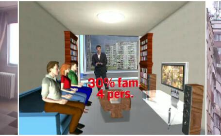 apartament, inghesuiti, Romania