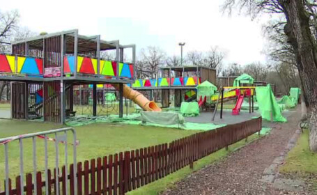 parc inchis in Targu Mures
