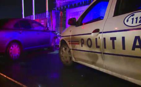 accident in Berceni