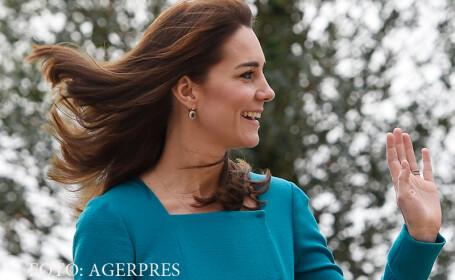 Ducesa de Cambridge devine jurnalist online pentru o zi. Despre ce va scrie Kate in Huffington Post