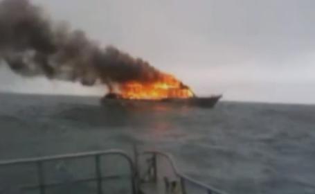 barca foc