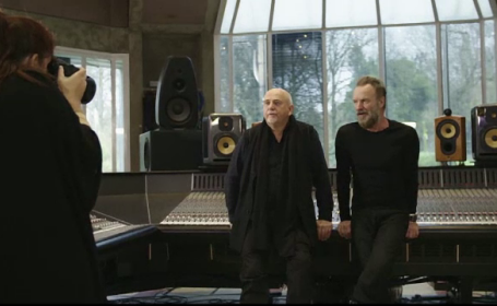 Sting, Peter Gabriel, turneu