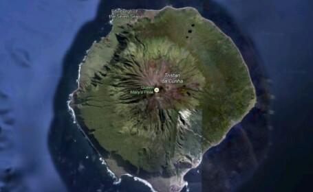 Jobul pus la bataie pe cea mai izolata insula din lume, situata in mijlocul oceanului Atlantic. Cum arata candidatul ideal