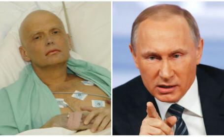 Marturia romanului care l-a intalnit pe Aleksandr Litvinenko. Cum ar fi ajuns Putin la putere inscenand atentatele din 1999