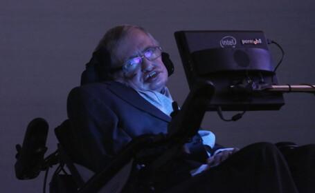 Stephen Hawking: \