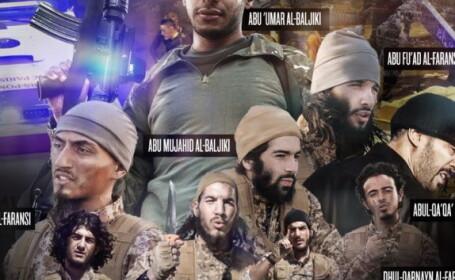 Statul Islamic, inregistrare video despre autorii atentatelor de la Paris. Reactia presedintelui Francois Hollande