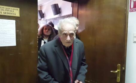 Tortionarul Alexandru Visinescu spera sa scape de inchisoare. Judecatorii vor da un verdict peste doua saptamani