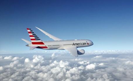 Un alt incident bizar la bordul unui avion American Airlines. \
