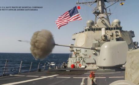 distrugatorul USS WIlbur