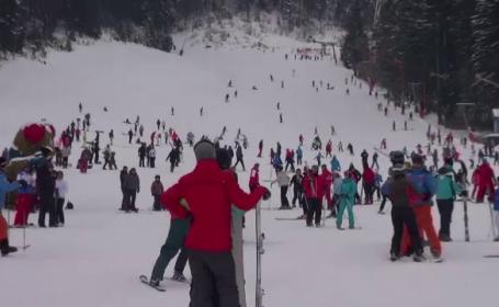 Vacanta incheiata dureros pentru 44 de turisti aflati la munte. Situatiile cu care s-au confruntat echipajele de salvare