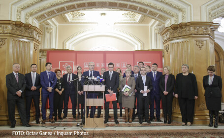 Tot ce trebuie sa stii despre ministrii propusi in Guvernul Grindeanu