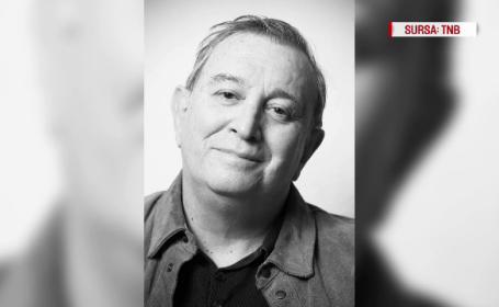 Actorul Bogdan Musatescu a murit la varsta de 75 de ani. Artistul va fi inmormantat joi