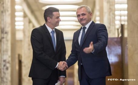 Sorin Grindeanu, Liviu Dragnea