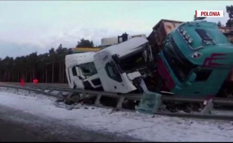 accidente vreme Europa