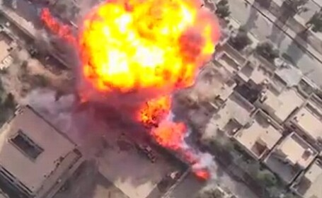ISIS explozie