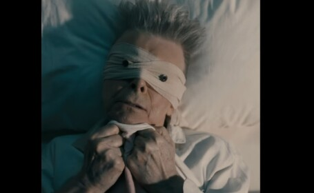 David Bowie in Lazarus