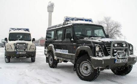 MAE: Romanii blocati in Bulgaria din cauza ninsorilor au ajuns la granita cu Romania