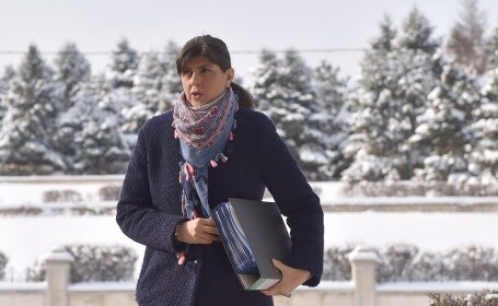 Laura Codruta Kovesi, despre acuzatiile lui Sebastian Ghita: \