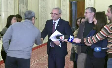 Robert Turcescu, Liviu Dragnea