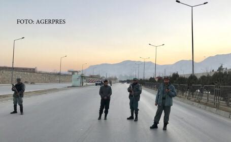 forte de securitate, Kabul