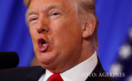 Donald Trump, prima conferinta de presa dupa alegeri