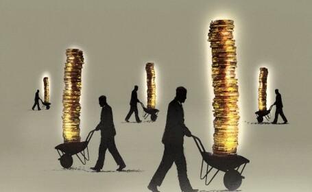 De cate roabe cu monede a avut nevoie un american pentru a-si plati darile de 3.000 de dolari. Fata de ce a protestat