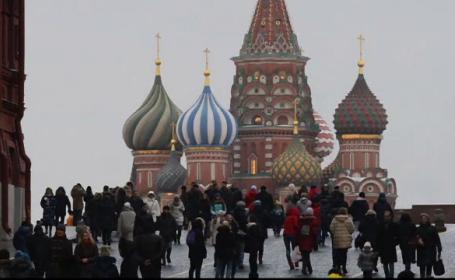 Moscova, inclusa in top 10 destinatii pentru 2017. Care sunt principalele atractii ale capitalei Rusiei