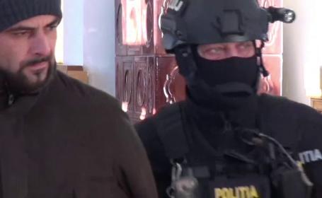 Roman suspectat ca a comis o fapta ingrozitoare in Portugalia, prins in Cluj. Era dat in urmarire internationala