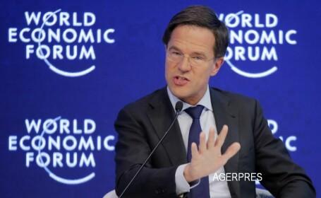 Premierul olandez Mark Rutte, mesaj clar pentru toti cetatenii: Daca nu va place, plecati
