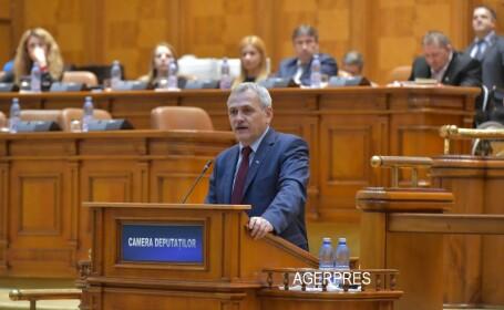 Liviu Dragnea vrea sa organizeze doua referendumuri. \