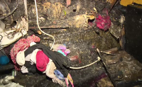 Un copil de 10 ani, care suferea de autism, a fost gasit mort in casa in urma unui incendiu. \