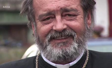 preotul Mihai Negrea