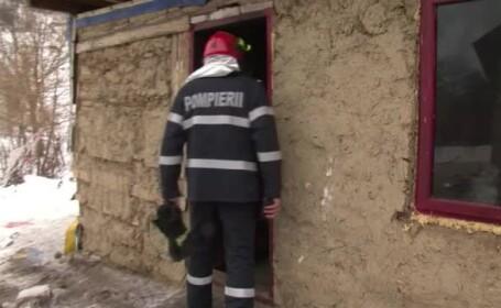 Tragedie intr-o familie din judetul Bacau. Doi frati au murit intr-un incendiu, dupa ce mama lor s-a dus sa adune lemne