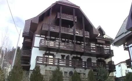 casa pe Valea Prahovei