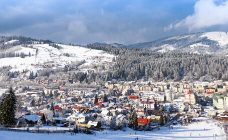 vreme romania iarna zapada