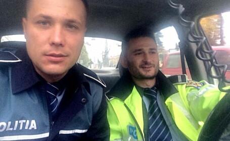 Crimă oprită în ultimul moment de doi polițiști și un pompier din Cluj. Planul diabolic al unui bărbat