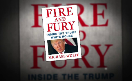 Michael Wolff, Fire and Fury, Donald Trump,