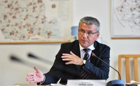 Cine este Ioan Deneș, propunerea de ministru al Apelor și Pădurilor