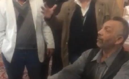 Scene revoltătoare filmate într-o biserică din Timiș. Cinci romi înjură în lăcașul de cult