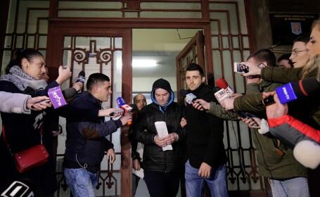 Agentul de poliție Eugen Stan, acuzat că ar fi agresat doi copii, a fost reținut pentru 24 de ore de procurorii Parchetului de pe lângă Tribunalul București