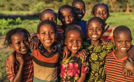 Etiopia interzice străinilor să mai adopte copii din această țară