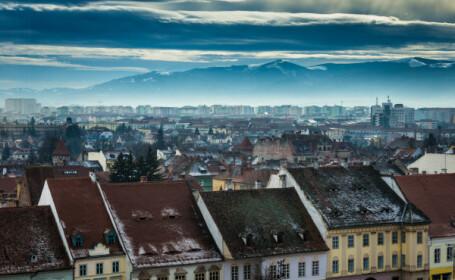 Iarna își intră în drepturi, în România